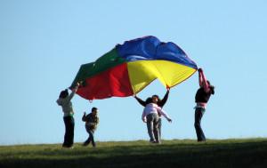 imprezy outdoor dla dzieci