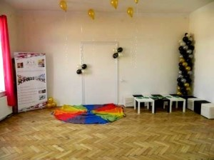 Sala urodzinowa Magenta Group