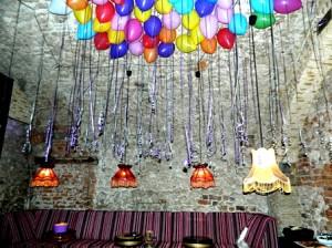 balony z helem_hel do balonów_magenta group_kraków_animacje_animator_urodziny sala